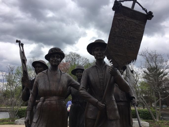 Nashville-Suffragettes